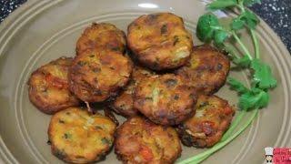 getlinkyoutube.com-Loitta Shutki Kabab/লইটা শুঁটকি বড়া-Bangladeshi Shutki recipe