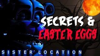 getlinkyoutube.com-Five Nights at Freddy's Sister Location Easter Eggs & Secrets