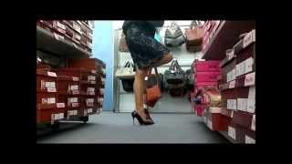 getlinkyoutube.com-Shoe shopping (High heels, Talons hauts, Stöckelschuhe)
