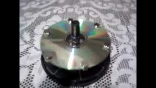 getlinkyoutube.com-Motor magnético - Búsqueda - Magnet Bearing o Balero magnético