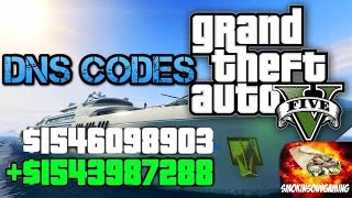 getlinkyoutube.com-NEW GTA Online DNS CODES Unlimited Money 2016! WORKING!