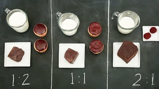 getlinkyoutube.com-The Science Behind Chocolate Ganache - Kitchen Conundrums with Thomas Joseph
