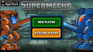 getlinkyoutube.com-Super Mechs Full Gameplay Walkthrough