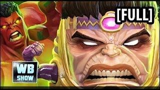getlinkyoutube.com-Marvel: Contest of Champions - MODOK Story Event! Full Battles! [HARD MODE]