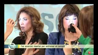 Entrevista a Marta Marti en el programa de TV3 els matins de TV3