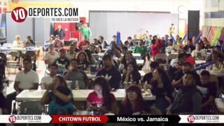 México vs. Jamaica  en Chitown Futbol