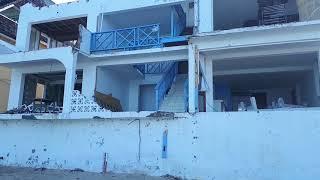 Grand case St Martin after hurricane Irma 11 November 2017
