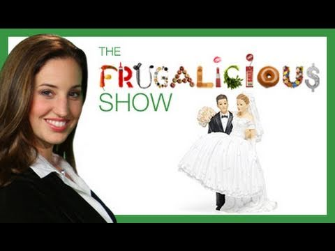 Save Money on Wedding Gowns and Formal Dresses (The Frugalicious Show)