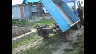 getlinkyoutube.com-Самосвальный прицеп