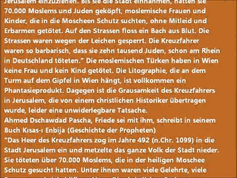 5-DER ISLAM IST KEINE BARBARISCHE RELIGION