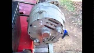 getlinkyoutube.com-How To Make a 12v Generator power source