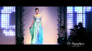 getlinkyoutube.com-El Magnifique Ziana Bridal show & Fashion haute couture show 2013 • State of Mind •
