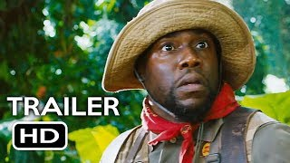 Jumanji 2: Welcome to the Jungle International Trailer #1 (2017) Dwayne Johnson, Kevin Hart Movie HD