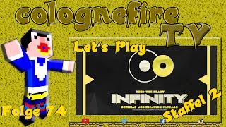 getlinkyoutube.com-Feed The Beast Infinity - Let's Play Minecraft - Folge 74 - Staffel 2 - DSU an ME-System