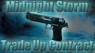 getlinkyoutube.com-CS:GO - Trade Up Contract Low Risk - Desert Eagle | Midnight Storm?