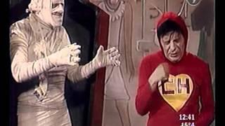 el chapulin colorado - la momia
