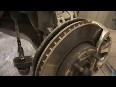 Мицубиси лансер 9 замена наконечника рулевой тяги
