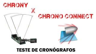 Teste de cronógrafos: Chrono Connect e Chrony