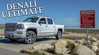 getlinkyoutube.com-2017 GMC Sierra Denali Ultimate - Quick Look!