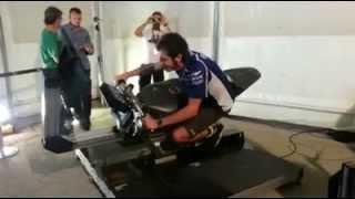 Simulador de Moto Esportiva