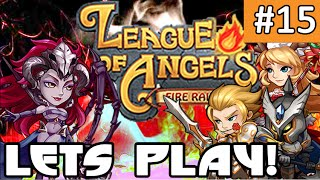 getlinkyoutube.com-League of Angels - FIRE RAIDER Ep 15: 200 SUBS! // RUNE RUSH //