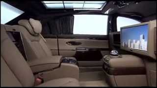 getlinkyoutube.com-All new Maybach 62 Interior