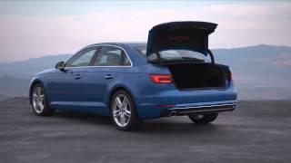 getlinkyoutube.com-2016 Audi A4 Sedan - Footage