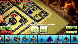 getlinkyoutube.com-Clash Of Clans - Layout de Guerra CV9
