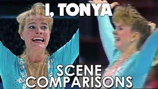 I, Tonya (2017) - scene comparisons