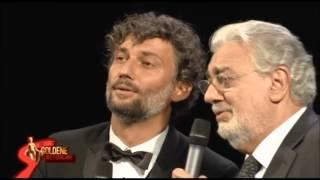 getlinkyoutube.com-Placido Domingo & Jonas Kaufmann. Franz Lehar - Dein ist mein ganzes herz