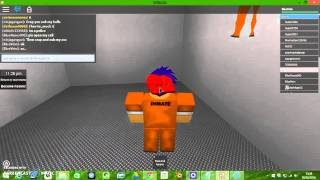 getlinkyoutube.com-(ROBLOX) How to glitch through walls in Roblox Prison Life (PATCHED)