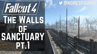 getlinkyoutube.com-Fallout 4 - The Walls of Sanctuary Pt.1