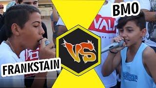 getlinkyoutube.com-Batalha De RAP Museu BMO x Frankstain Duelo Epico - Best Of Rimas