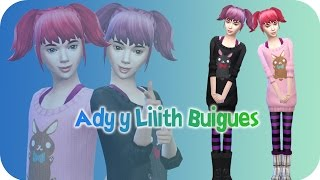 getlinkyoutube.com-SpeedSims 4 - Ady&Lilith Buigues - Ep 07