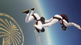GoPro: Synchronized Skydive in Dubai