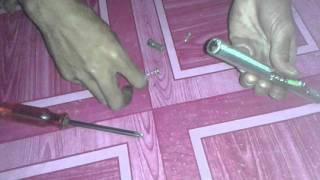 getlinkyoutube.com-วิธีประกอบปืนปากกาแบบง่ายๆ