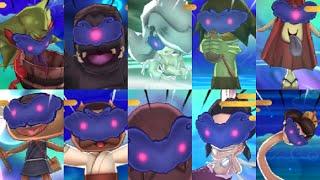 getlinkyoutube.com-【3DS】妖怪ウォッチ2真打限定_怪魔にとりつかれた妖怪10体の合成・スキル・ひっさつわざ