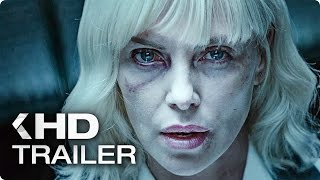 ATOMIC BLONDE Red Band Trailer (2017)