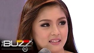 getlinkyoutube.com-The Buzz Uncut : Kim Chiu : 'It's easy to forgive but its hard to forget'