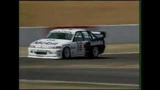 getlinkyoutube.com-Peter Brocks Top Ten Shootout Lap - Bathurst 1994