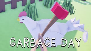 getlinkyoutube.com-EXECUTE THE CHICKENS!!!! - Garbage Day