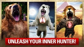 getlinkyoutube.com-Deer Hunter 2014 By Glu Games Inc. - Compatible with iPhone, iPad, and iPod touch.  Android