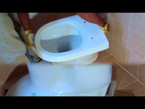 Come sostituire il wc fai da te mania - Come trovare perdita acqua da un tubo interrato ...