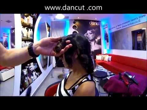 עיצוב שיער 2014 איך לעשות בייביליס מוברש