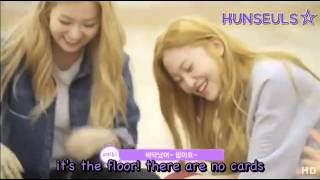 getlinkyoutube.com-[FULL/ENG] Red Velvet while preparing Ice Cream TV