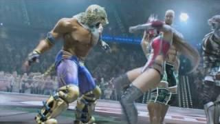 getlinkyoutube.com-Tekken Tag Tournament 2 - Intro Trailer