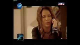 getlinkyoutube.com-Nicole saba and youssef al khal movie