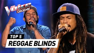 getlinkyoutube.com-The Voice | BEST REGGAE Blind Auditions of 'The Voice'