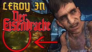 getlinkyoutube.com-Leroy in Der Eisendrache Easter Egg | Leroy in the Wolf King Easter Egg | Der Eisendrache Storyline