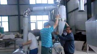 Flour Mills, Single Flour Mill Machine, Small Flour Mill Machinery, Ultramicron Mill KCF 650